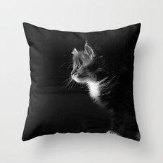 Watch the World Throw Pillow