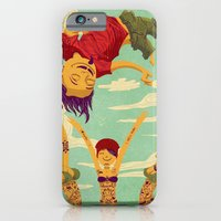 iPhone & iPod Case featuring Tapete Voador by Victor Beuren