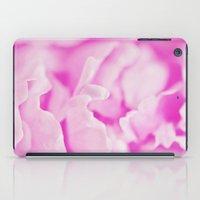 Pink Peony iPad Case