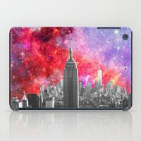 NEBULA NEW YORK iPad Case