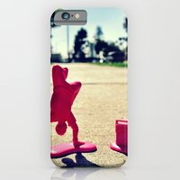 Breakdancing on a sunny day. iPhone 6 Slim Case