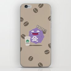 KOFFEE!! iPhone & iPod Skin