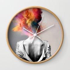 a certain kind of magic Wall Clock