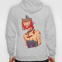 Tribal Man Hoody