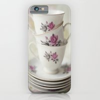 tea leaves tea loves loves tea lives tea leaves tea? never. iPhone 6 Slim Case