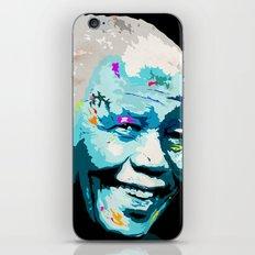 Mandela Freedom iPhone & iPod Skin