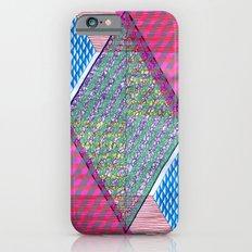Isometric Harlequin #10 iPhone 6 Slim Case
