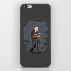 Richter at the Party iPhone & iPod Skin