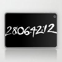 28 Days 6 Hours 42 Minut… Laptop & iPad Skin
