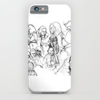 iPhone & iPod Case featuring Transit People by Maxeroo