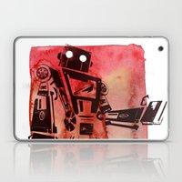 Child Of Tomorrow Laptop & iPad Skin