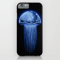 Moon Jellyfish iPhone 6 Slim Case