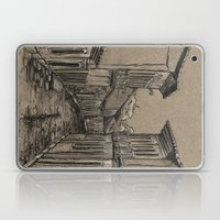 Old Village Alley Laptop & iPad Skin