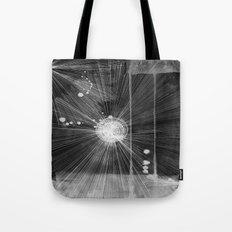 BHS Negative Image Tote Bag