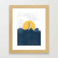 Resurge Framed Art Print
