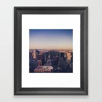 Central Park | New York City Framed Art Print