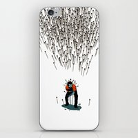 Stop Wasting Arrows And … iPhone & iPod Skin