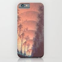 iPhone & iPod Case featuring splitting of reality by Julia Kovtunyak