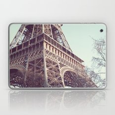 Daydreams at the Eiffel Laptop & iPad Skin