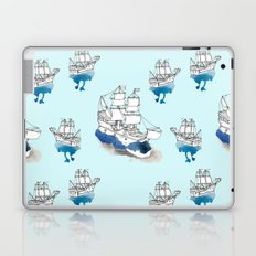 Ships Pattern Laptop & iPad Skin