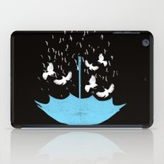 Umbrella Birds iPad Case