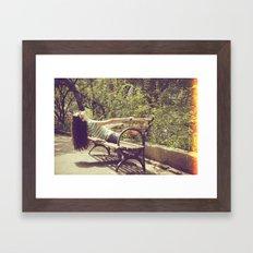 parallel II Framed Art Print