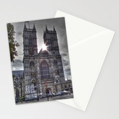 Westminster Abbey  Stationery Cards