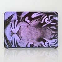 Be a Tiger (Purple) iPad Case