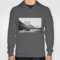 Glacier Mountain Lake Bl… Hoody