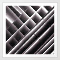 Di-simetrías 2 Art Print