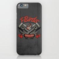 T-Birds' Speed Shop iPhone 6 Slim Case
