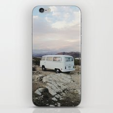 Desert Camper Bus iPhone & iPod Skin