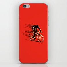 BikeCycling iPhone & iPod Skin
