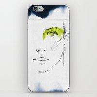 Lena iPhone & iPod Skin