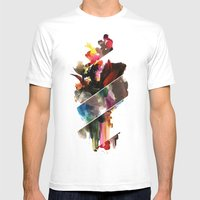 Color Study 2 Mens Fitted Tee White SMALL