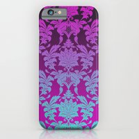 Ombre Damask iPhone 6 Slim Case