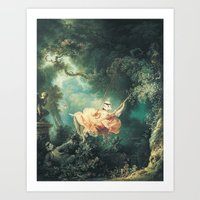 Homage to Fragonard,
