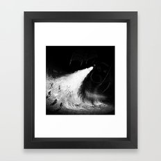 Drawlloween 2013: Dragon Framed Art Print