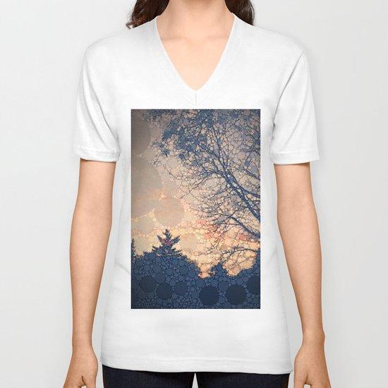 Daybreak V-neck T-shirt