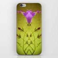 Campanula Crossover iPhone & iPod Skin
