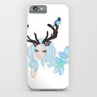 iPhone & iPod Case featuring Ice lady. by LisaStannard