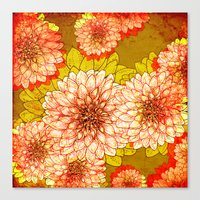 Flower Two A Canvas Print