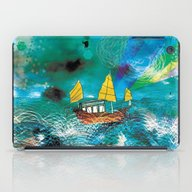 Come And Sail With Me Th… iPad Case