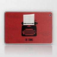 The Shining - Minimalist… Laptop & iPad Skin