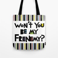 Frenemy Tote Bag