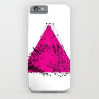 iPhone & iPod Case featuring A (abstract geometrical type) by ErDavid