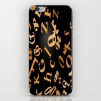 Enigma iPhone & iPod Skin