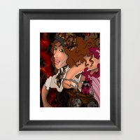 Cognition Framed Art Print