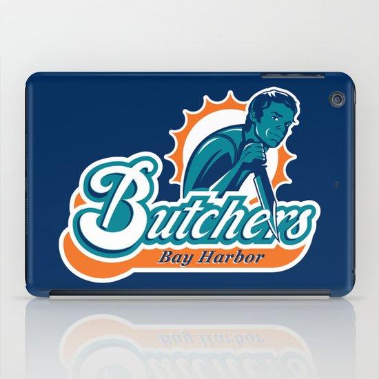 Bay Harbor Butchers iPad Case