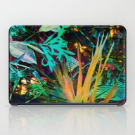 iPad Case featuring Jungle by Clemm